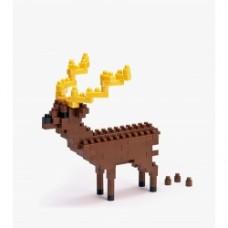 nanoblock sika deer