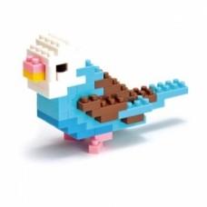 nanoblock pappagallo