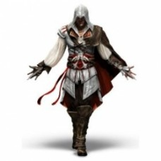 Assassin's Creed 2 - Ezio Wallsticker
