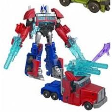 Transformers Prime Cyberverse Commander  optimus prime
