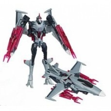 Transformers Prime Cyberverse Commander starscream