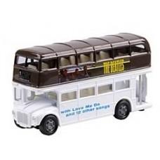 Beatles Die-Cast bus Famous Covers Please please me