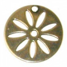 16mm Dasiy Disc Ant.GOLD