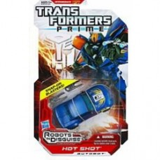 Transformers Prime Deluxe Figures hot shot