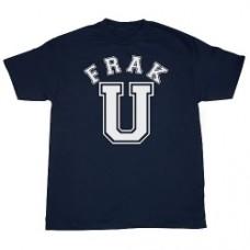 "Battlestar Galactica ""Frak U"" T-shirt taglia XL"