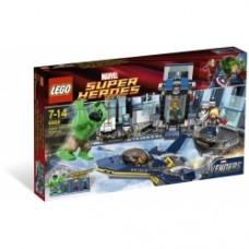 Hulk's Helicarrier Breakout #6868