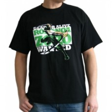"ONE PIECE - Tshirt ""Roronoa Zoro"" man SS black"
