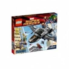 Super Heroes 6869 - Quinjet Aerial Battle
