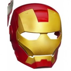Iron Man Masks gold