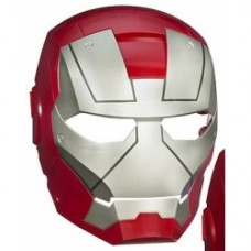 Iron Man Masks silver