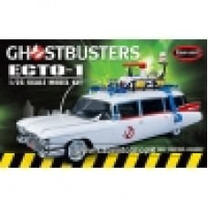 Ghostbusters Ecto-1 Snap Kit Polar Lights