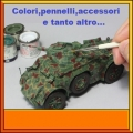 Colori, Pennelli, Decals, Stencils, Accessori