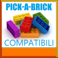 Pick a Brick Compatibili