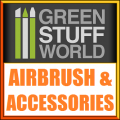 Greenstuff Aerografo e Accessori