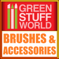 Green Stuff World - Pennelli e Accessori