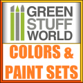 Green Stuff World - Colors and Paint Sets