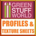 Green Stuff World - Plasticard