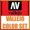 Vallejo - Set di Colori