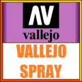 Vallejo Spray