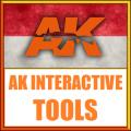 Ak Interactive Pennelli e Utensili