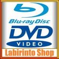 Dvd e Blu ray