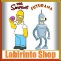 Simpsons e futurama
