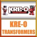 Kre-o Minifigures Transformers