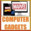 Telefono e Computer Marvel