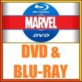 Marvel dvd e blue-ray