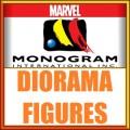 Marvel Heroes Diorama Figure