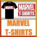 T-shirt abbigliamento Marvel