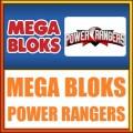Megabloks Power Rangers