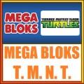 Mega Bloks Mutant Ninja Turtles