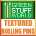 Green Stuff World Rolling Pins