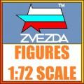 Zvezda 1/72 Figurini