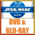 DVD e Blu Ray Star Wars
