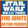 Star Wars 5 Punti articolazione