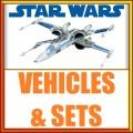 Star Wars Vehicles e sets