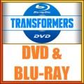 Transformes DVD e blu-ray