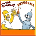 Simpsons e futurama