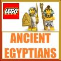 Egiziani Lego Minifigures