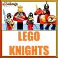 Knights minifigure lego