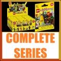 Minifigure Serie Complete Lego