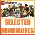 Lego minifigures varie