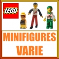 Lego Minifigures diverse
