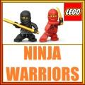 Ninja Lego Minifigures