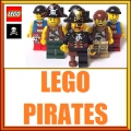 Minifigures Pirati