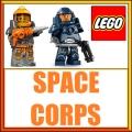Spazio Lego Minifigures