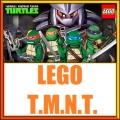 Ninja Turtles minifigures