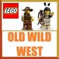 Western Lego Minifigure
